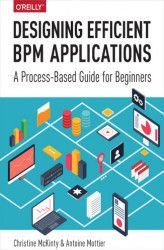 Okładka: Designing Efficient BPM Applications. A Process-Based Guide for Beginners