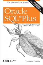 Okładka książki: Oracle SQL*Plus Pocket Reference