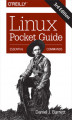 Okładka książki: Linux Pocket Guide. Essential Commands. 3rd Edition