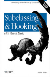 Okładka książki: Subclassing and Hooking with Visual Basic
