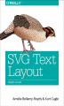 Okładka książki: SVG Text Layout. Words as Art