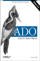 Okładka: ADO:  ActiveX Data Objects