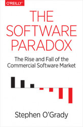 Okładka książki: The Software Paradox. The Rise and Fall of the Commercial Software Market
