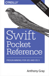 Okładka: Swift Pocket Reference. Programming for iOS and OS X
