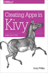 Okładka: Creating Apps in Kivy