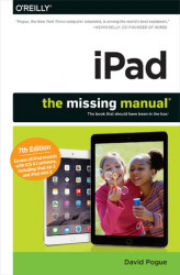 Okładka: iPad: The Missing Manual