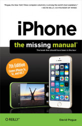 Okładka książki: iPhone: The Missing Manual