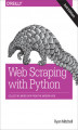 Okładka książki: Web Scraping with Python. Collecting More Data from the Modern Web. 2nd Edition