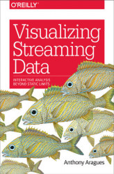 Okładka: Visualizing Streaming Data. Interactive Analysis Beyond Static Limits