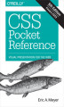 Okładka książki: CSS Pocket Reference. Visual Presentation for the Web. 5th Edition
