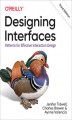 Okładka książki: Designing Interfaces. Patterns for Effective Interaction Design. 3rd Edition