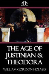 Okładka: The Age of Justinian & Theodora
