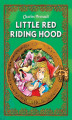 Okładka książki: Little Red Riding Hood Czerwony kapturek English version