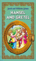 Okładka książki: Hansel and Gretel Jaś i Małgosia English version