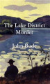 Okładka książki: The Lake District Murder