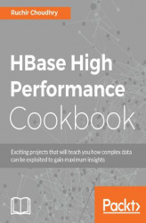 Okładka: HBase High Performance Cookbook