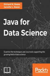 Okładka książki: Java for Data Science