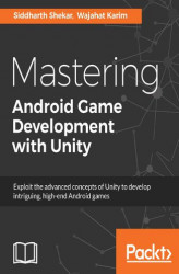 Okładka: Mastering Android Game Development with Unity