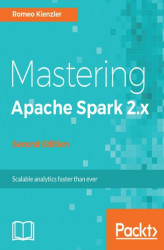 Okładka: Mastering Apache Spark 2.x - Second Edition