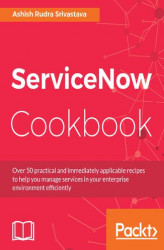 Okładka: ServiceNow Cookbook