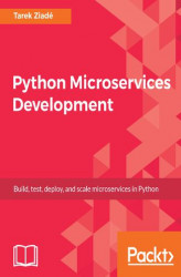 Okładka: Python Microservices Development