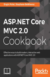 Okładka: ASP.NET Core MVC 2.0 Cookbook