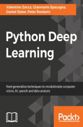 Okładka: Python Deep Learning