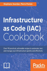 Okładka książki: Infrastructure as Code (IAC) Cookbook