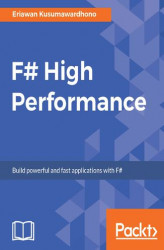 Okładka: F# High Performance
