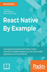 Okładka: React Native By Example