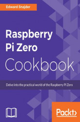 Okładka: Raspberry Pi Zero Cookbook