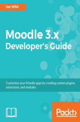 Okładka: Moodle 3.x Developer's Guide