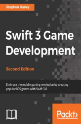 Okładka: Swift 3 Game Development - Second Edition