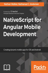 Okładka książki: NativeScript for Angular Mobile Development