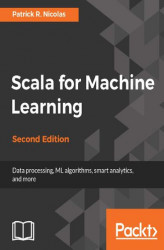 Okładka: Scala for Machine Learning - Second Edition