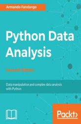 Okładka książki: Python Data Analysis - Second Edition