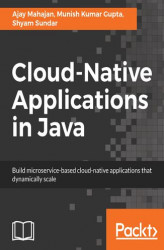 Okładka książki: Cloud-Native Applications in Java