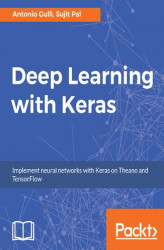 Okładka: Deep Learning with Keras