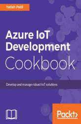 Okładka: Azure IoT Development Cookbook