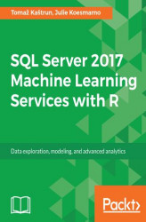 Okładka: SQL Server 2017 Machine Learning Services with R