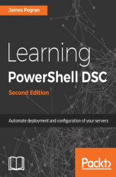 Okładka: Learning PowerShell DSC - Second Edition