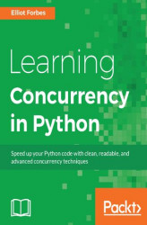 Okładka: Learning Concurrency in Python