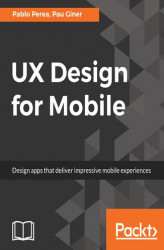 Okładka: UX Design for Mobile