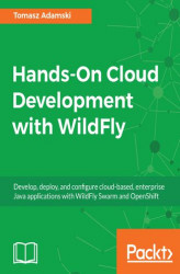 Okładka książki: Hands-On Cloud Development with WildFly