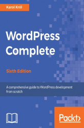 Okładka: WordPress Complete - Sixth Edition