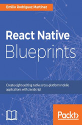 Okładka: React Native Blueprints