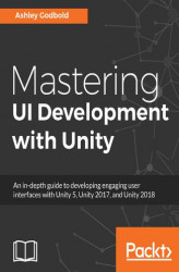 Okładka: Mastering UI Development with Unity