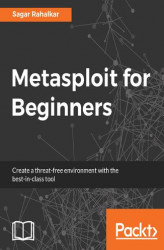 Okładka: Metasploit for Beginners