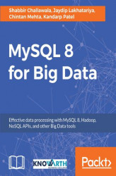 Okładka: MySQL 8 for Big Data