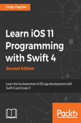 Okładka: Learn iOS 11 Programming with Swift 4 - Second Edition